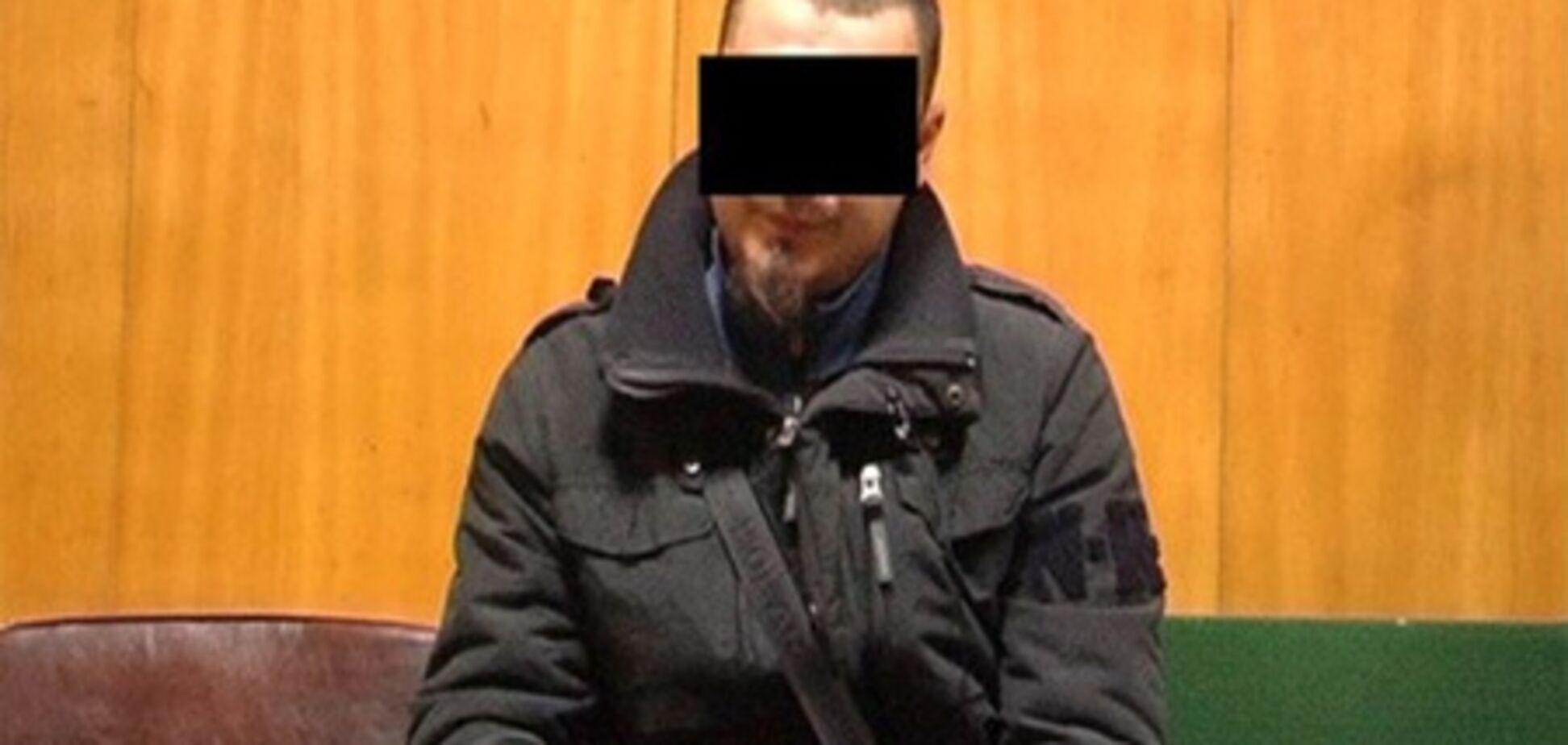 Николаевский насильник был скинхедом и призывал 'мочить черных'