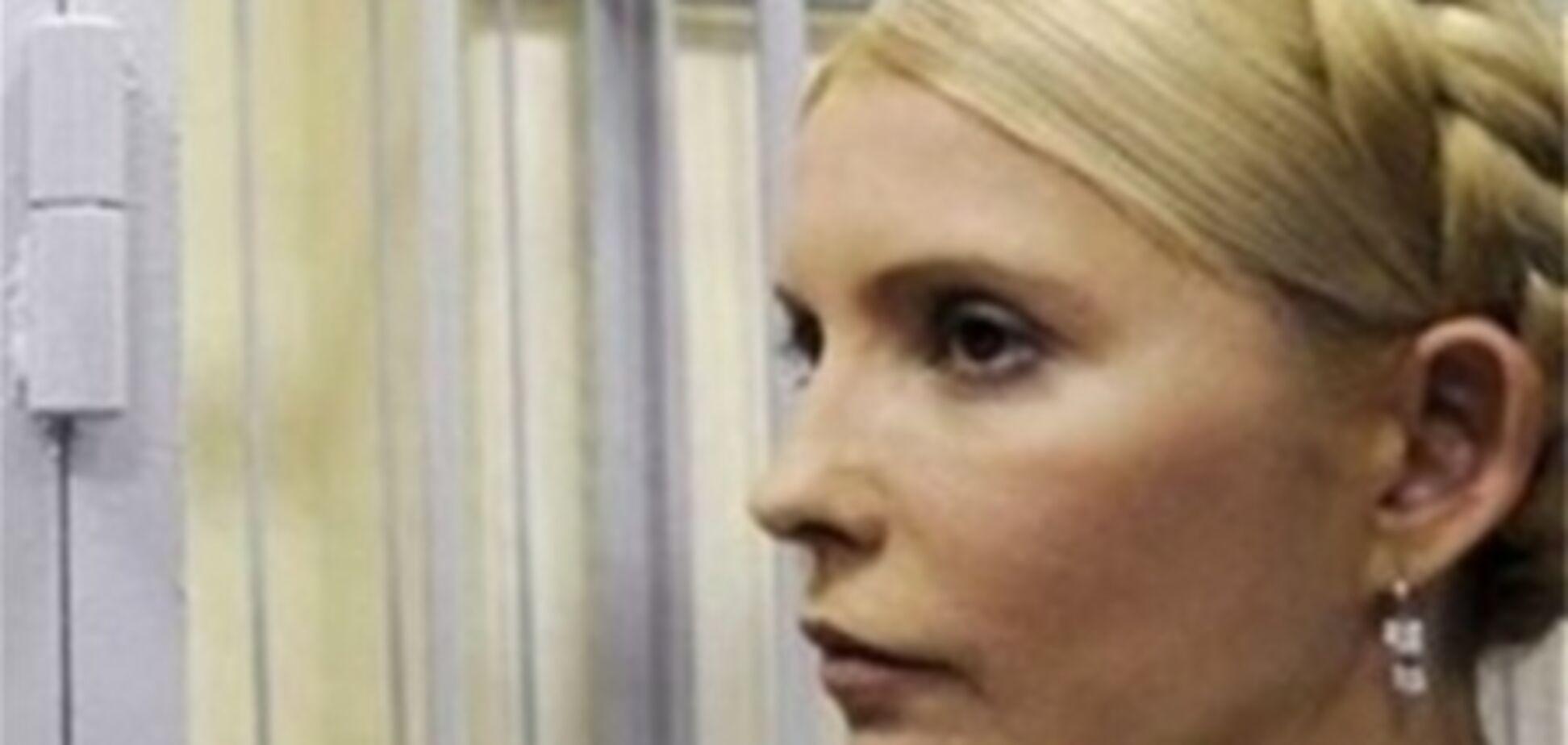 В Качановской колонии есть еще 150 женщин с такими же проблемами спины, как и у Тимошенко
