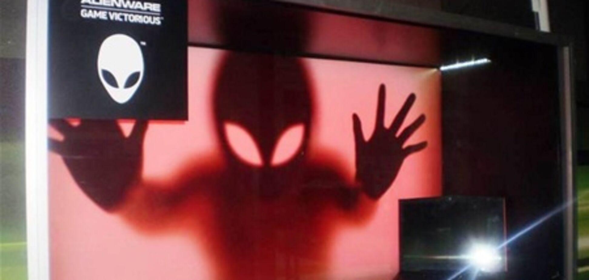 Dell презентует геймерскую зону Alienware в Украине. Фото