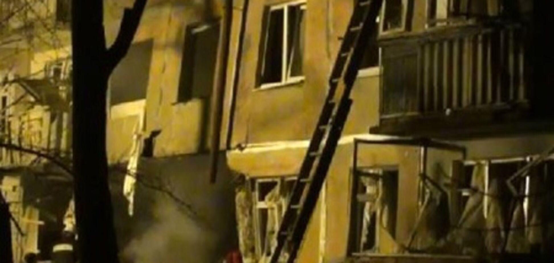 Названа предварительная причина взрыва в доме в Чернигове