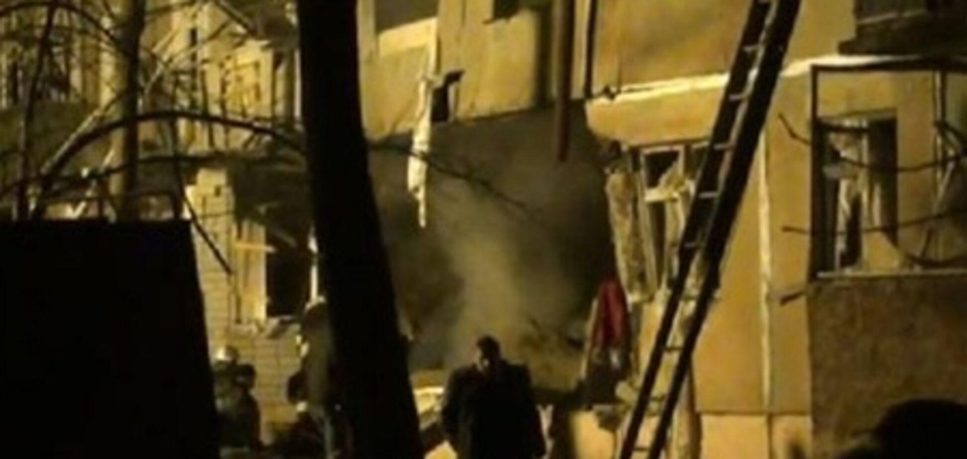 Взрыв в Чернигове - один из пяти мощнейших с начала 2012 года