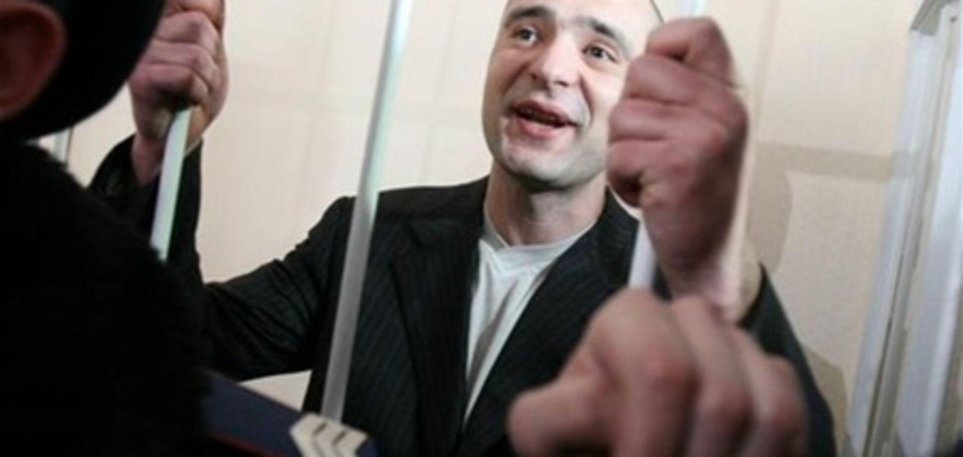 Батько бізнесмена Курочкіна: за вбивством сина стоїть Луценко