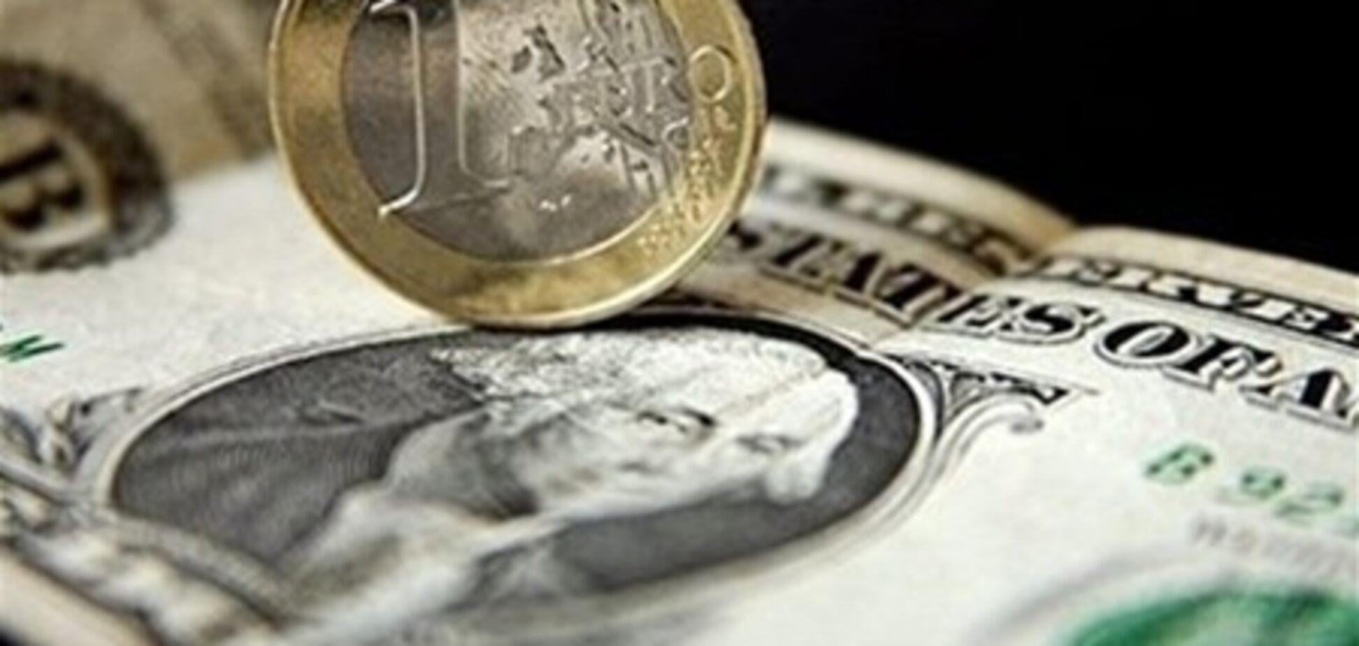 Доллар и евро на межбанке продолжают дорожать