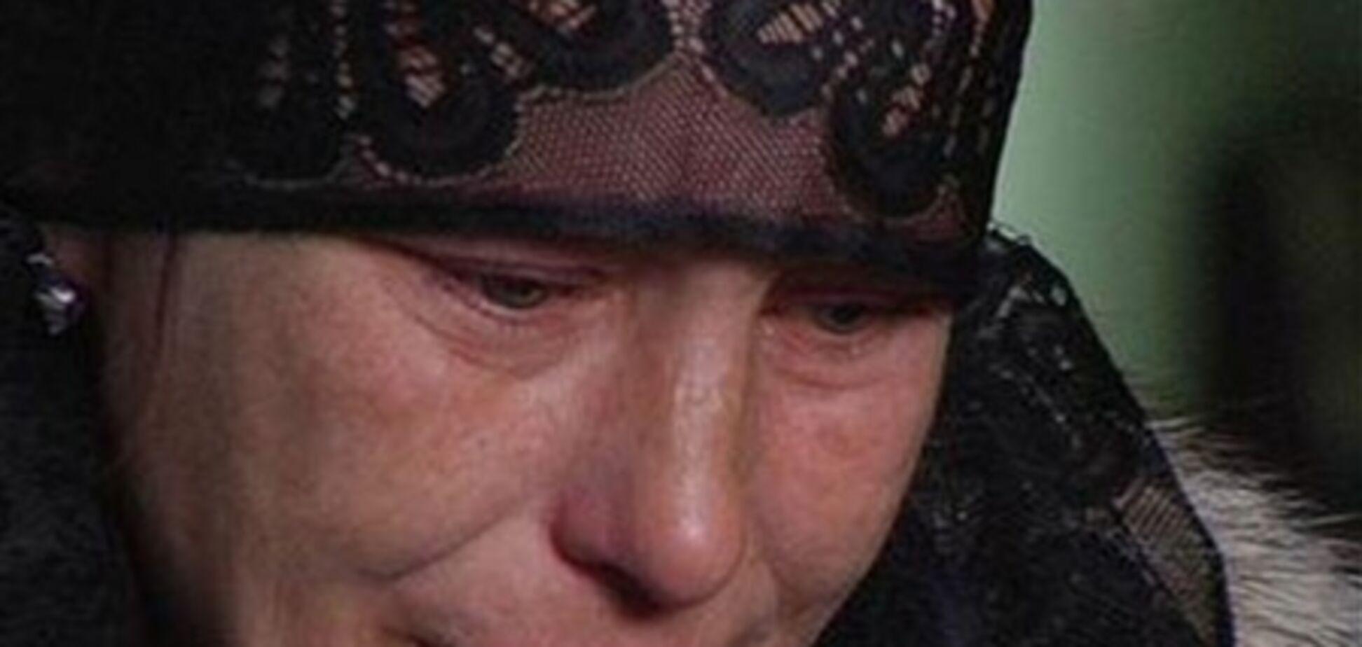 Мать Оксаны Макар: буду жить ради мести. Фото