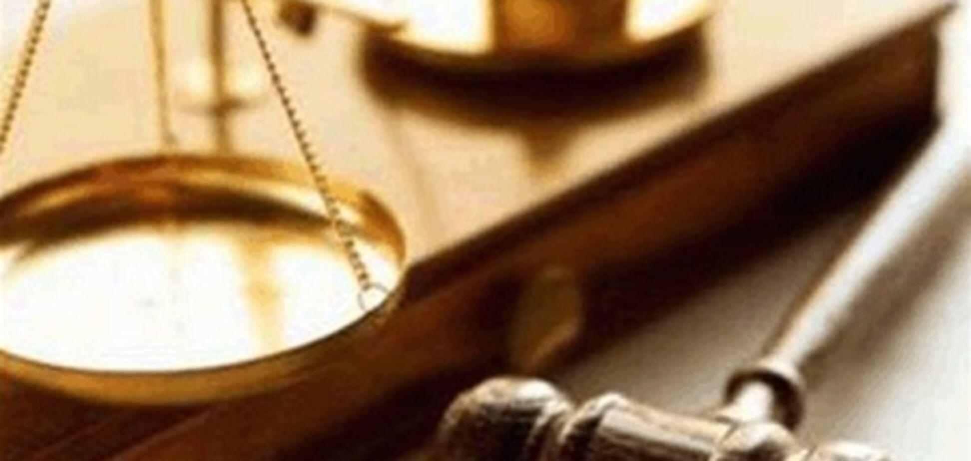 МВД: в этом году к ответственности привлекаются уже шесть судей