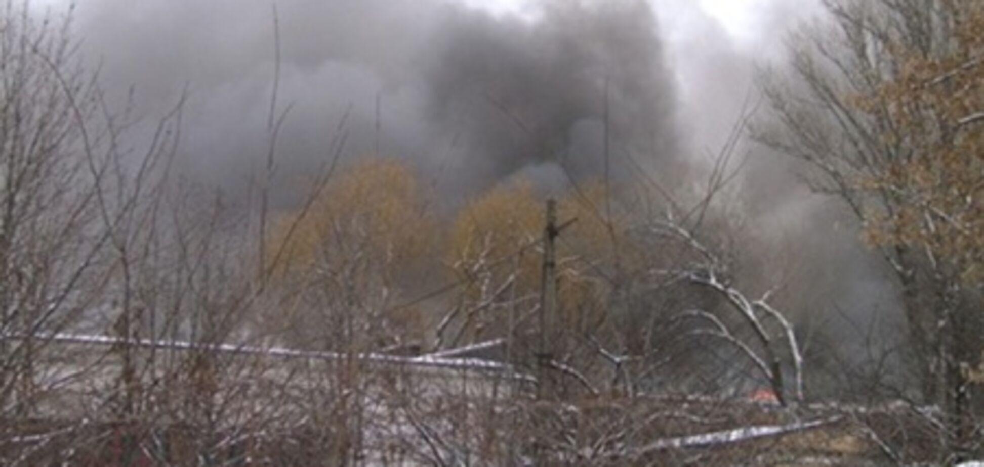 Пожежа на Крюківському заводі локалізована