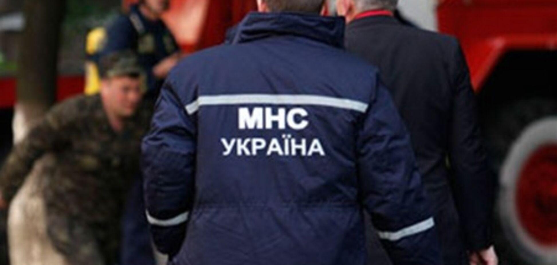 В Черновцах на военной базе взорвался газ: есть пострадавшие