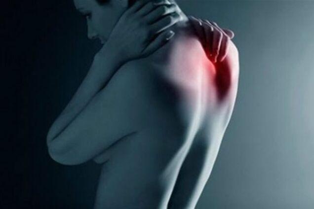 Боль в грудине и сзади по позвоночнику