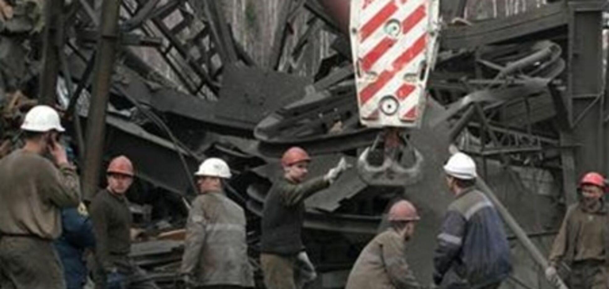 На Львовщине загорелась шахта с 200-ми горняками