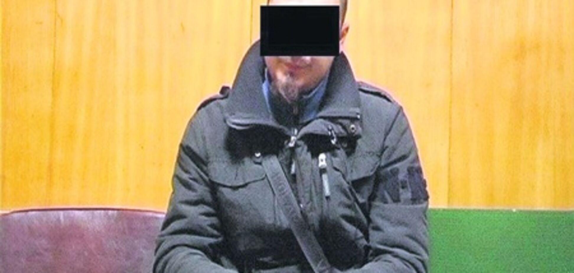 Появилась полная версия допроса убийцы Оксаны Макар. Видео