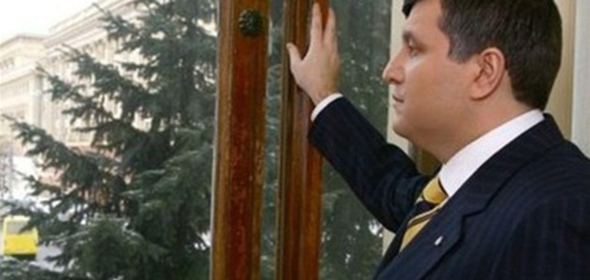 Интерпол в Италии подтвердил временный арест Авакова