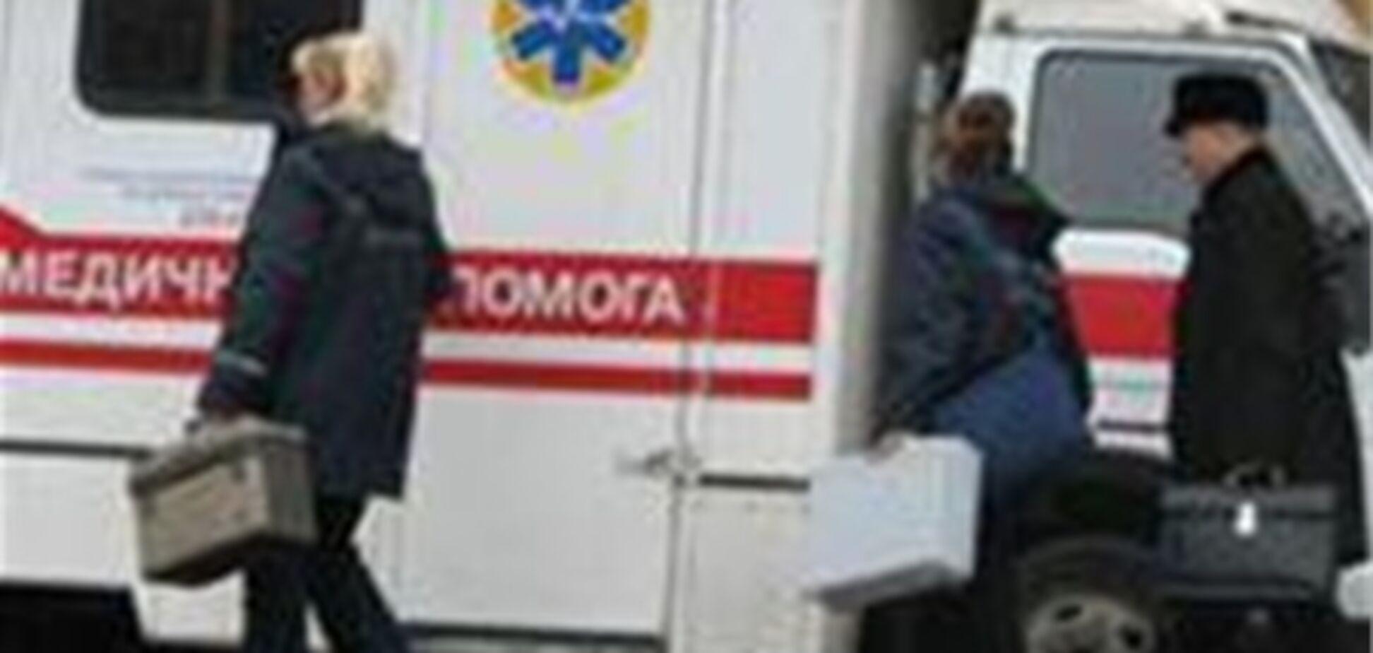 В Симферополе автомобиль сбил семилетнего мальчика