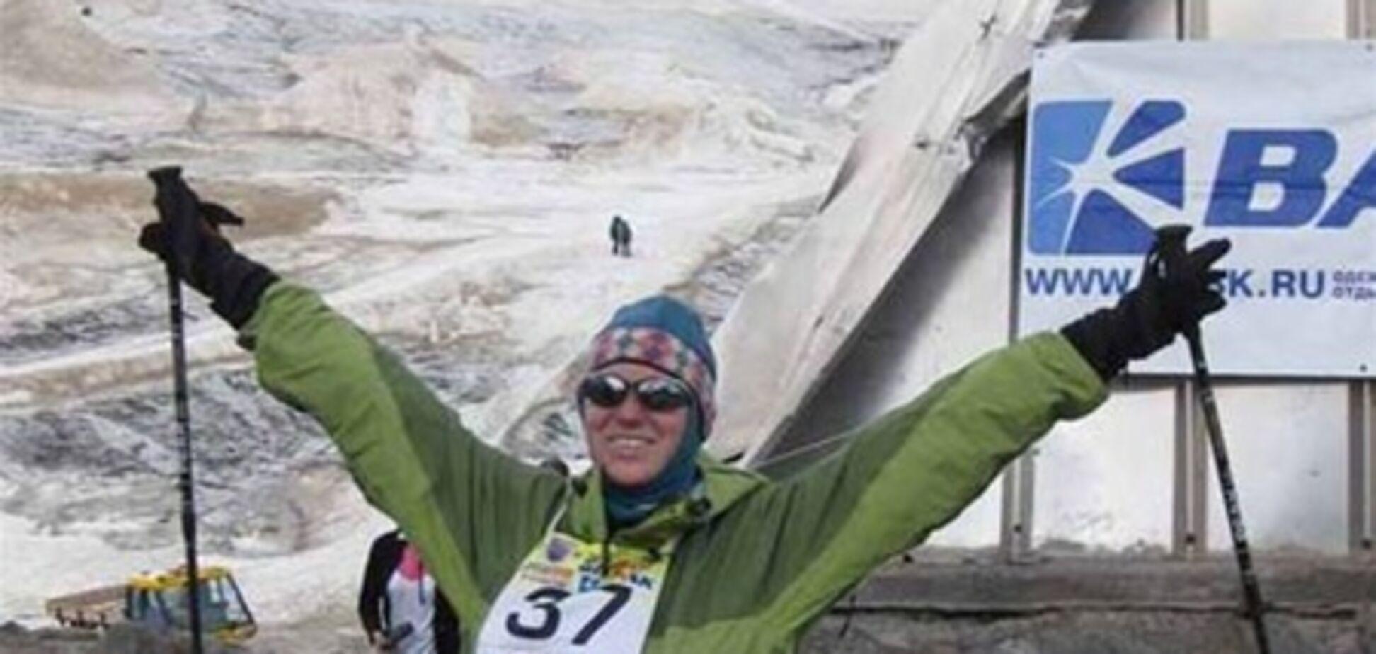 На Ельбрусі загинула дочка чемпіона СРСР з альпінізму