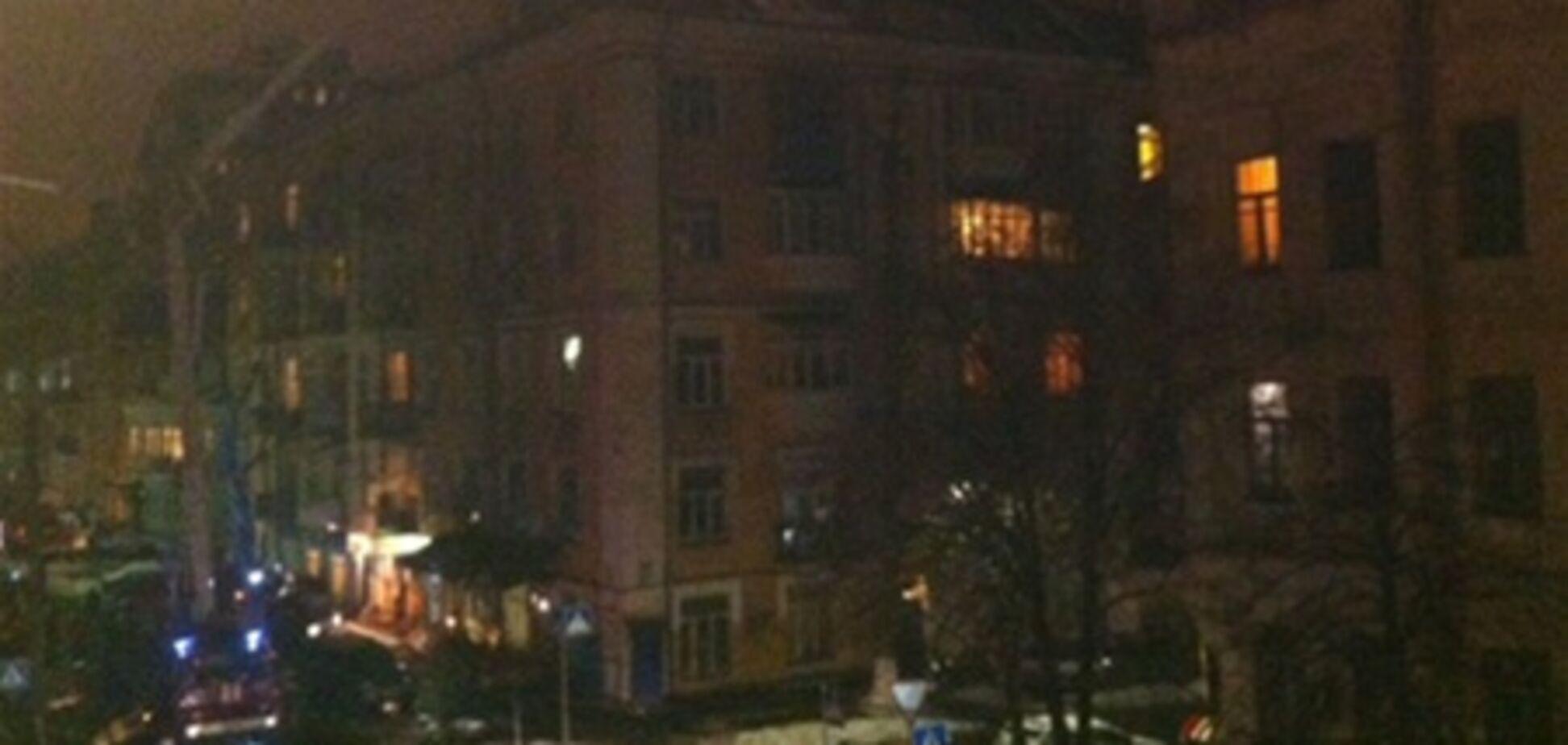 Стали известны подробности пожара в доме Кинаха