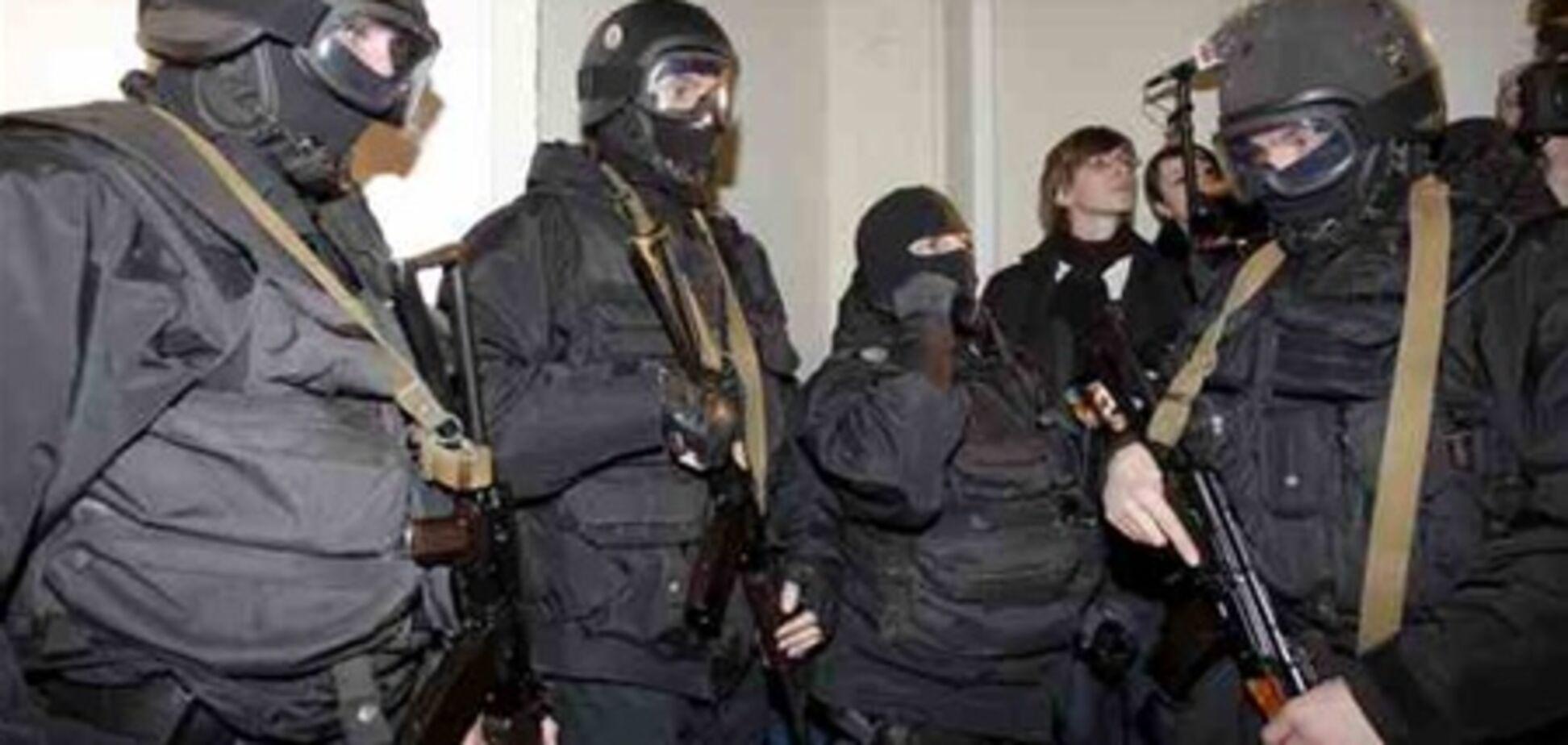 CБУ против МВД. Донецкая область