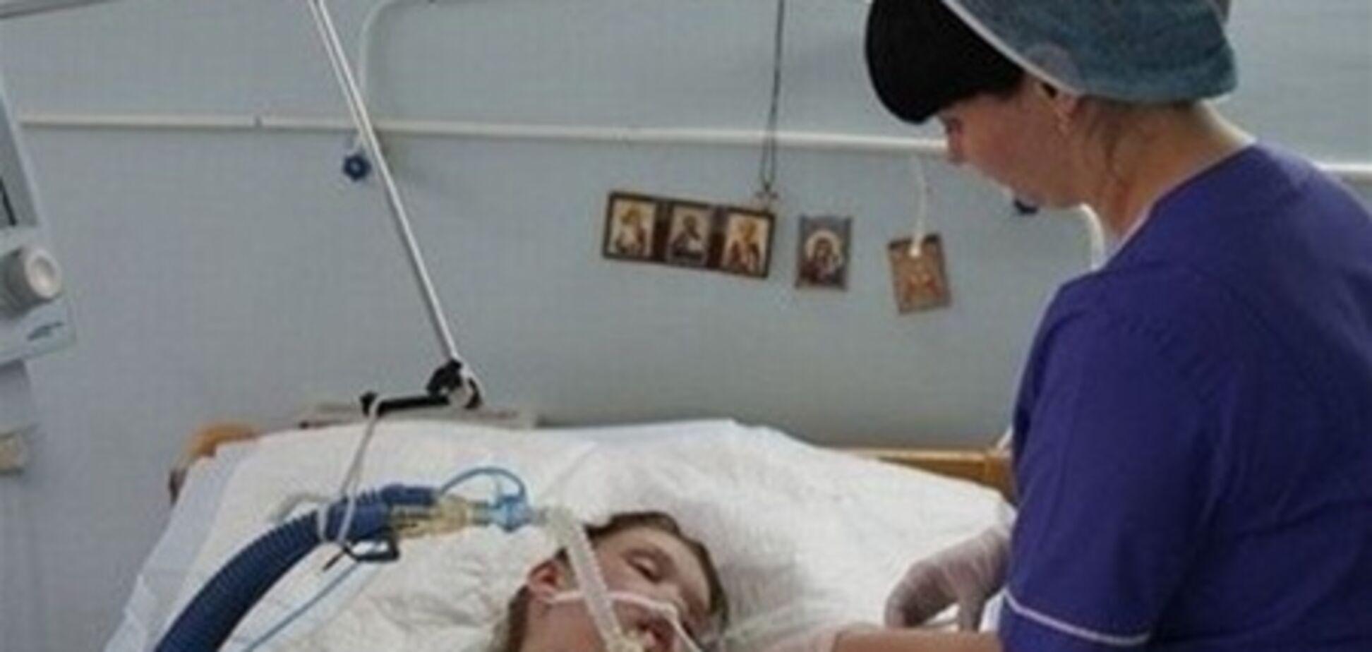 В Николаев спасать Александру Попову приедет врач из Германии