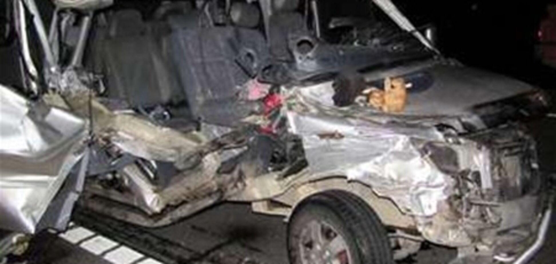 В ДТП в Беларуси погиб один человек. Фото
