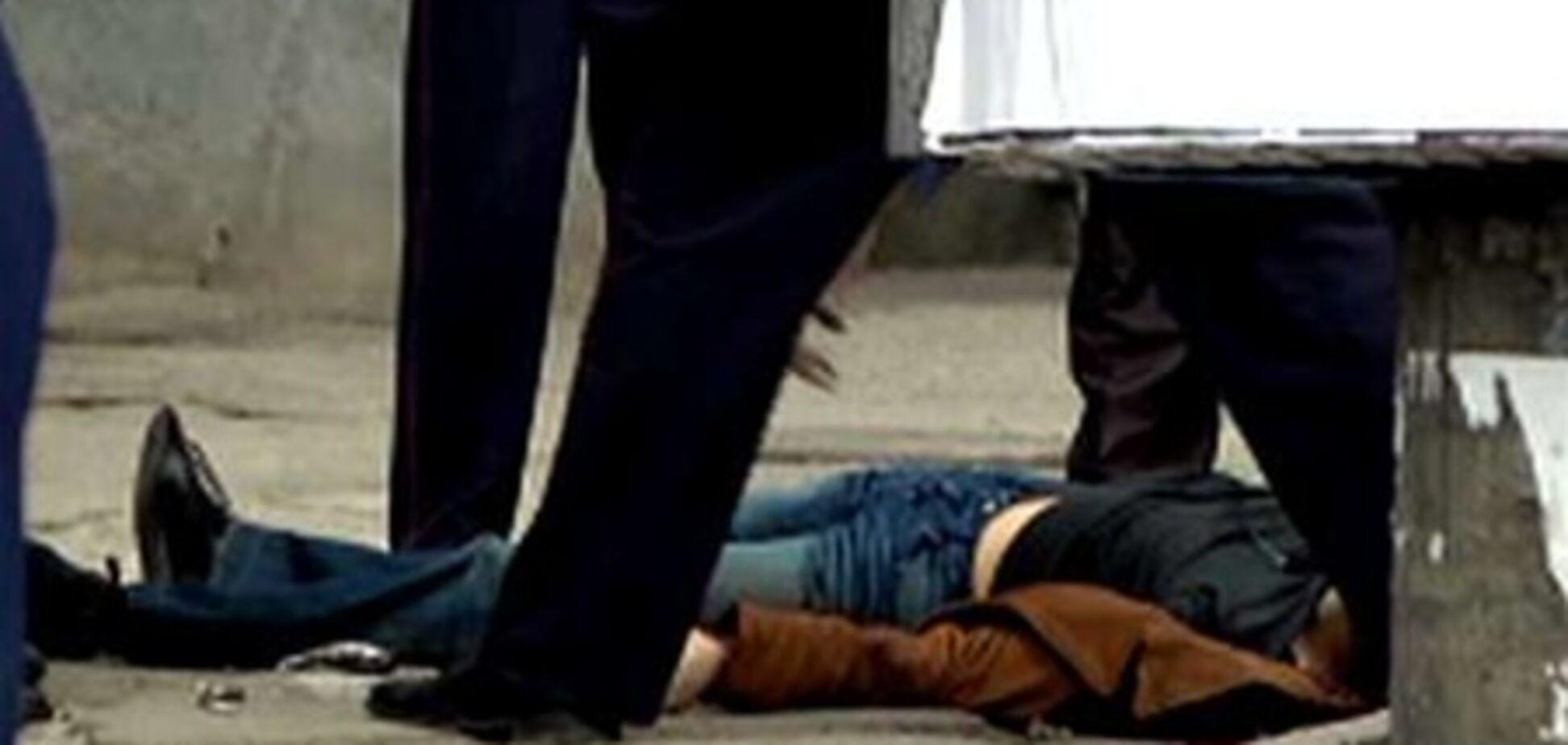 Убийство Аксельрода: в машине находились жена и дочь?