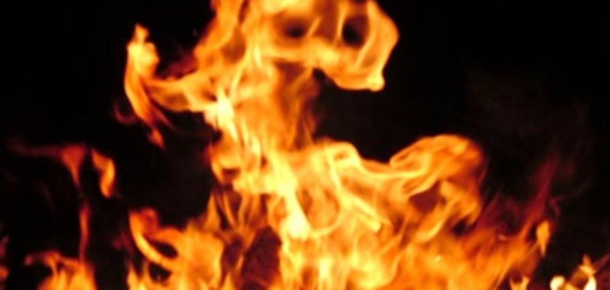 От пожаров за минувшие сутки погибли семеро людей