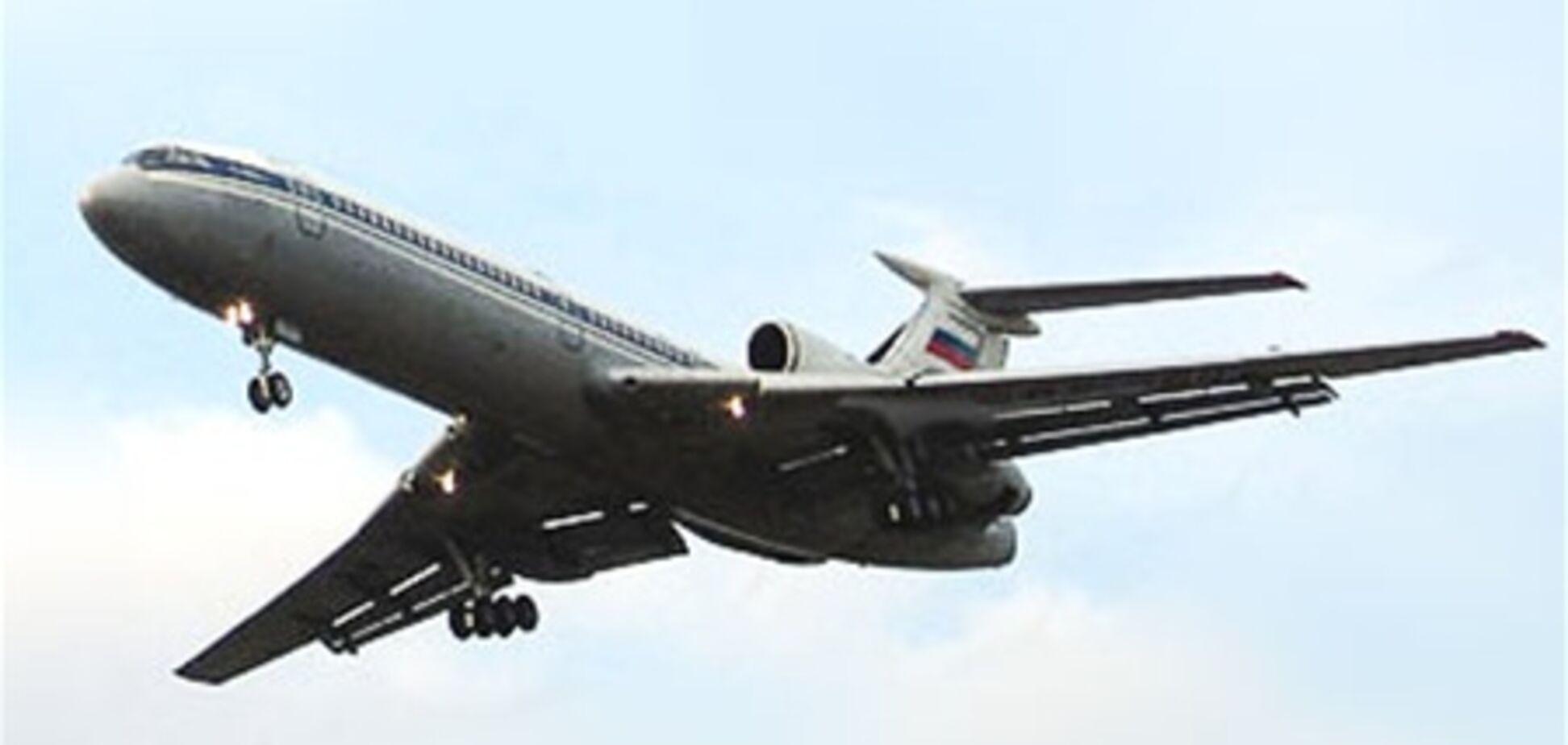 Самолет 'Дубай-Киев' посадили в Симферополе из-за драки на борту