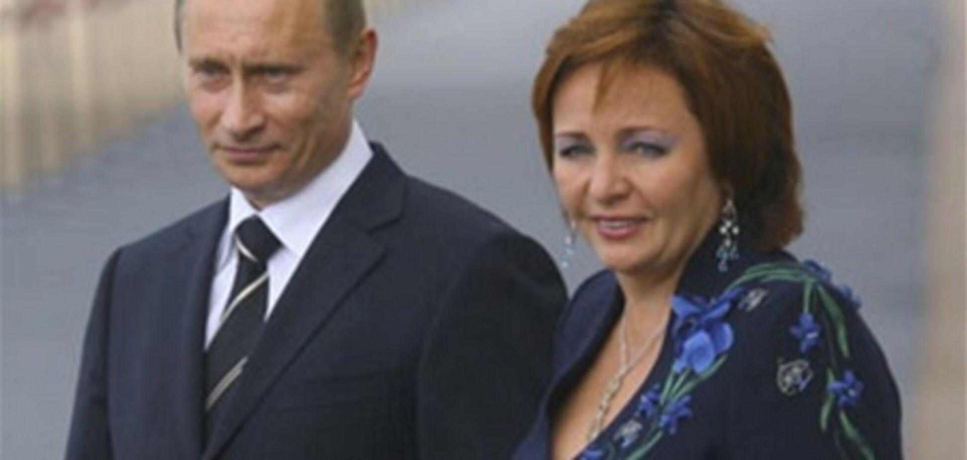 У сім'ї Путіна очікується поповнення?