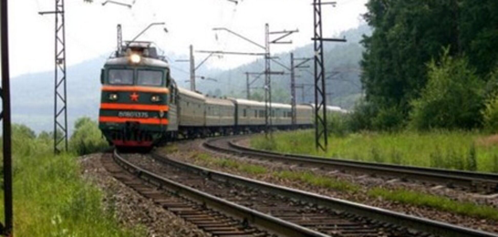Из поезда «Николаев-Москва» эвакуировали 211 пассажиров