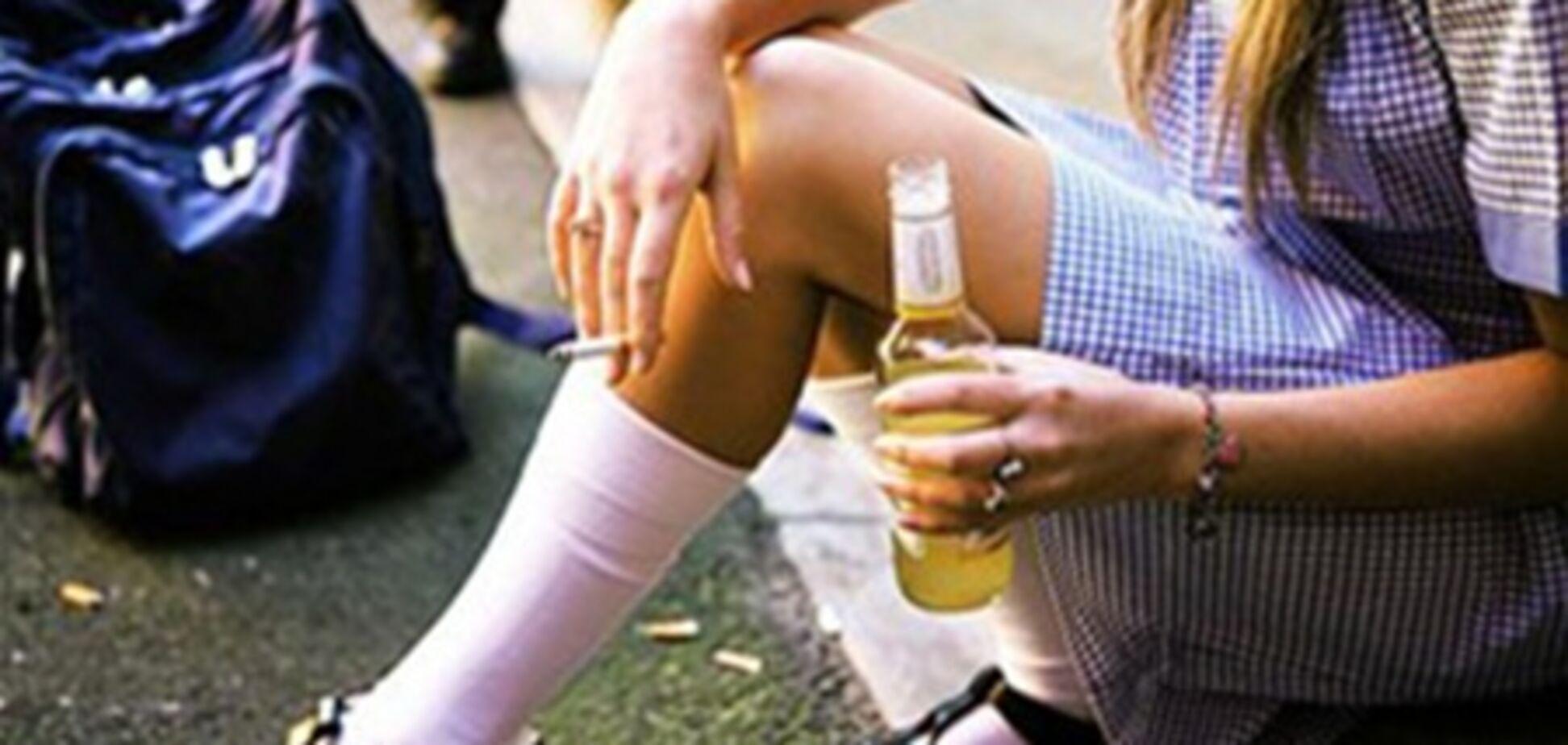 За продажу алкоголя детям предпринимателей оштрафовали на 2 млн