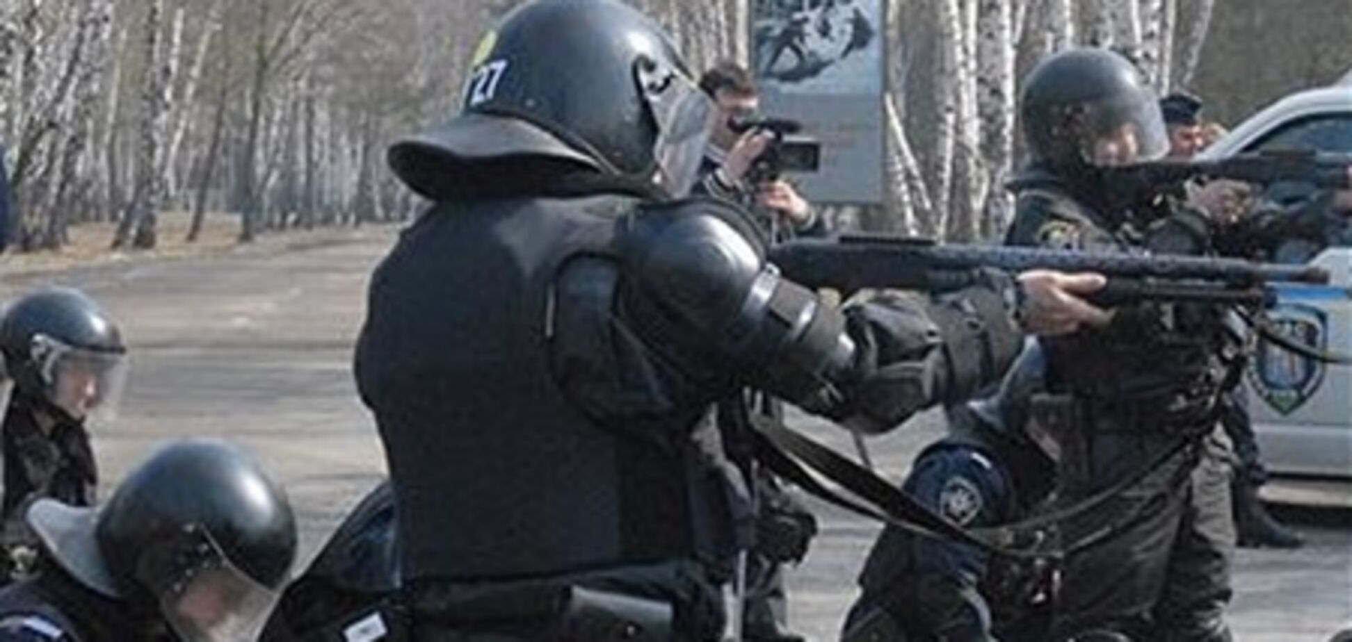 У прокуратурі Харківщини пояснили, навіщо міліція стріляла по місцевому населенню