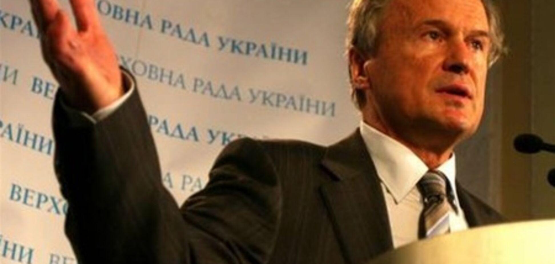 В НУ-НС пугают новыми экономическими войнами между Россией и Украиной