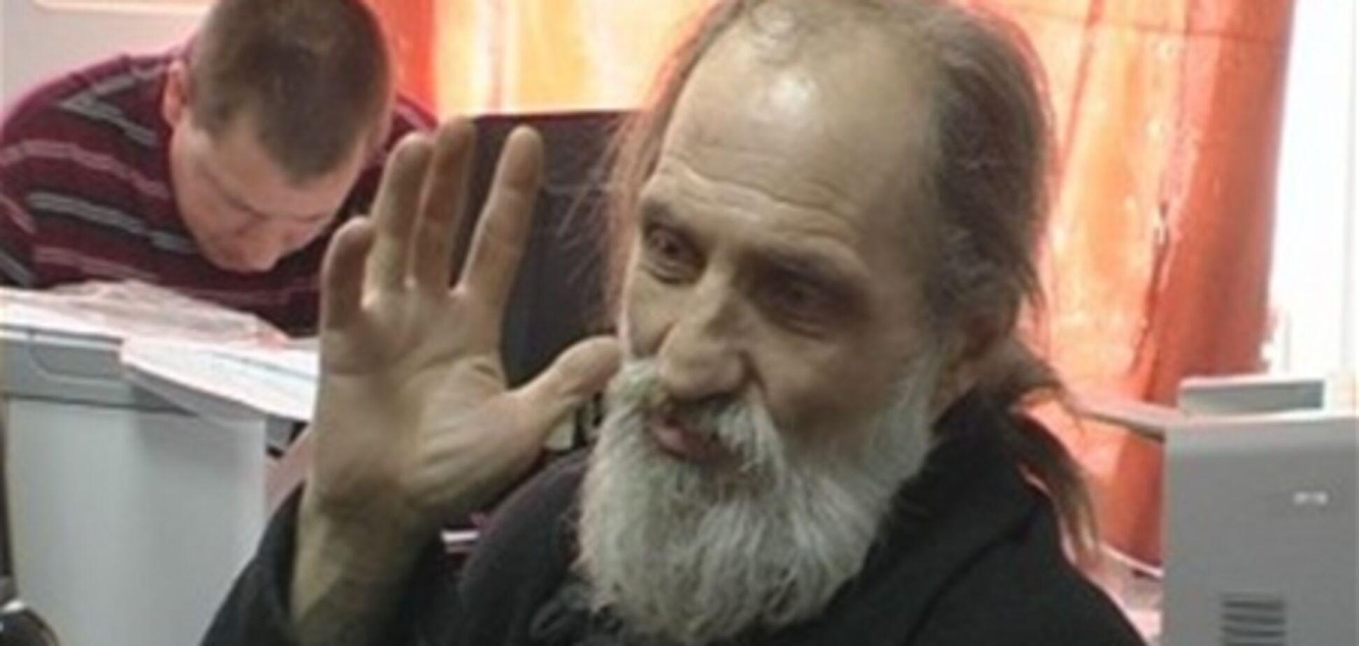 В Киеве задержали 10-летнего 'Иисуса Христа'