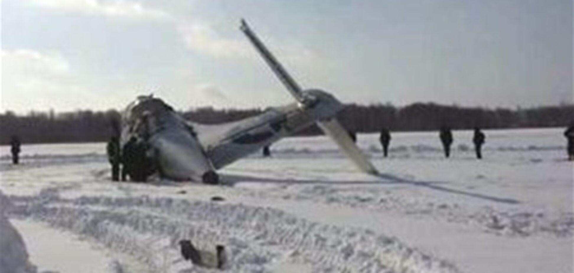 Украинцы в авиакатастрофе в Тюмени не пострадали