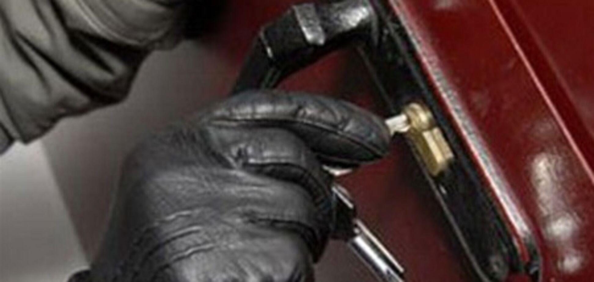В Киеве поймали домушника, ограбившего 12 квартир