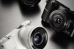 Samsung выпустил фотокамеры с Wi-Fi. Фото