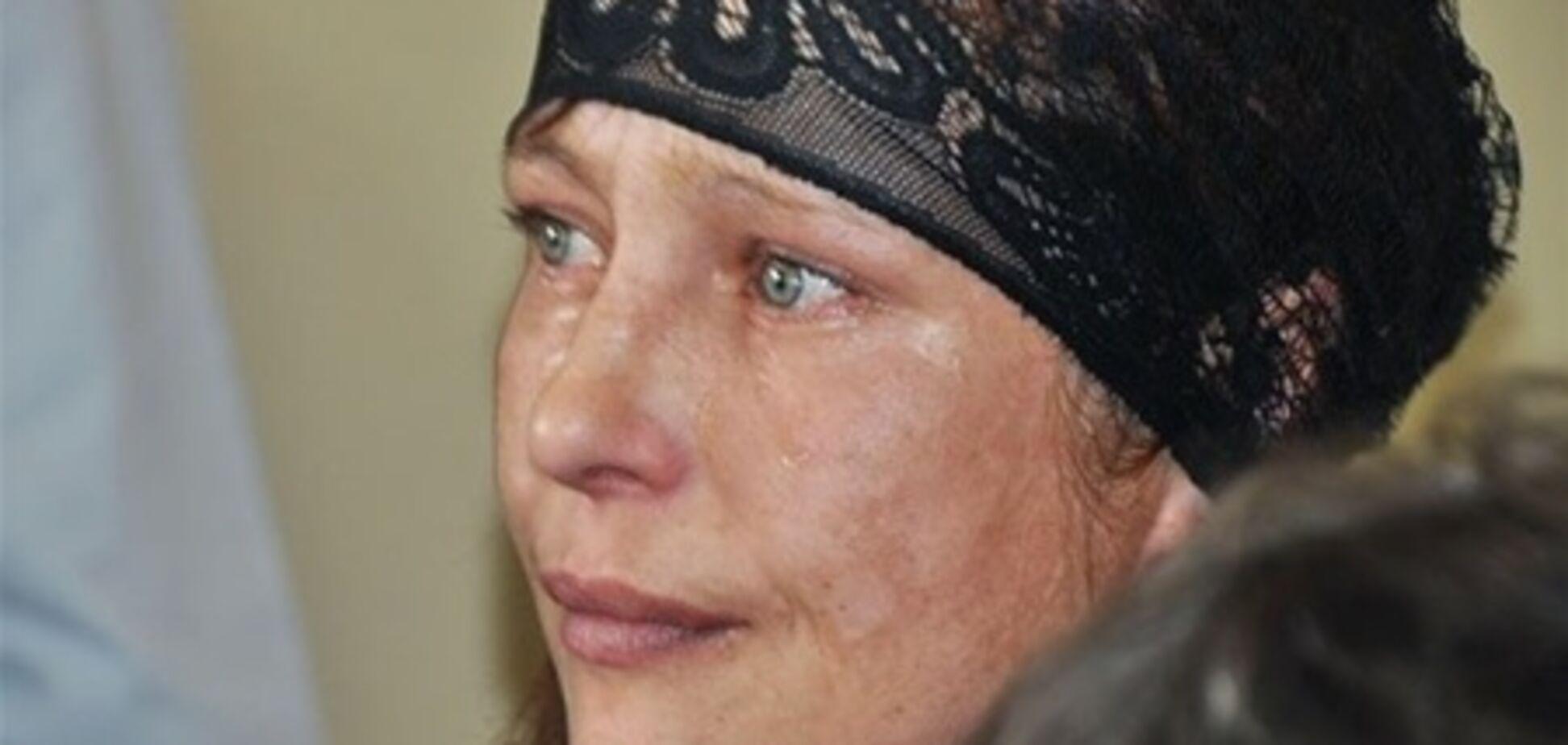 Мать Оксаны Макар надеется, что люди теперь 'закроют свои рты'