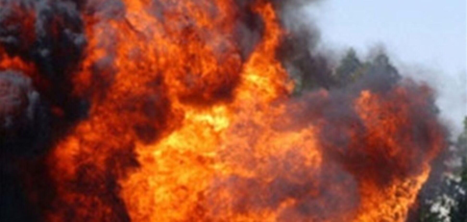 В Ивано-Франковске взорвалось кафе: один погибший