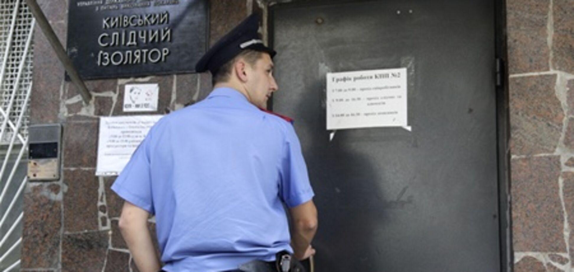 К заключенным Лукьяновского СИЗО теперь обращаются на 'Вы'