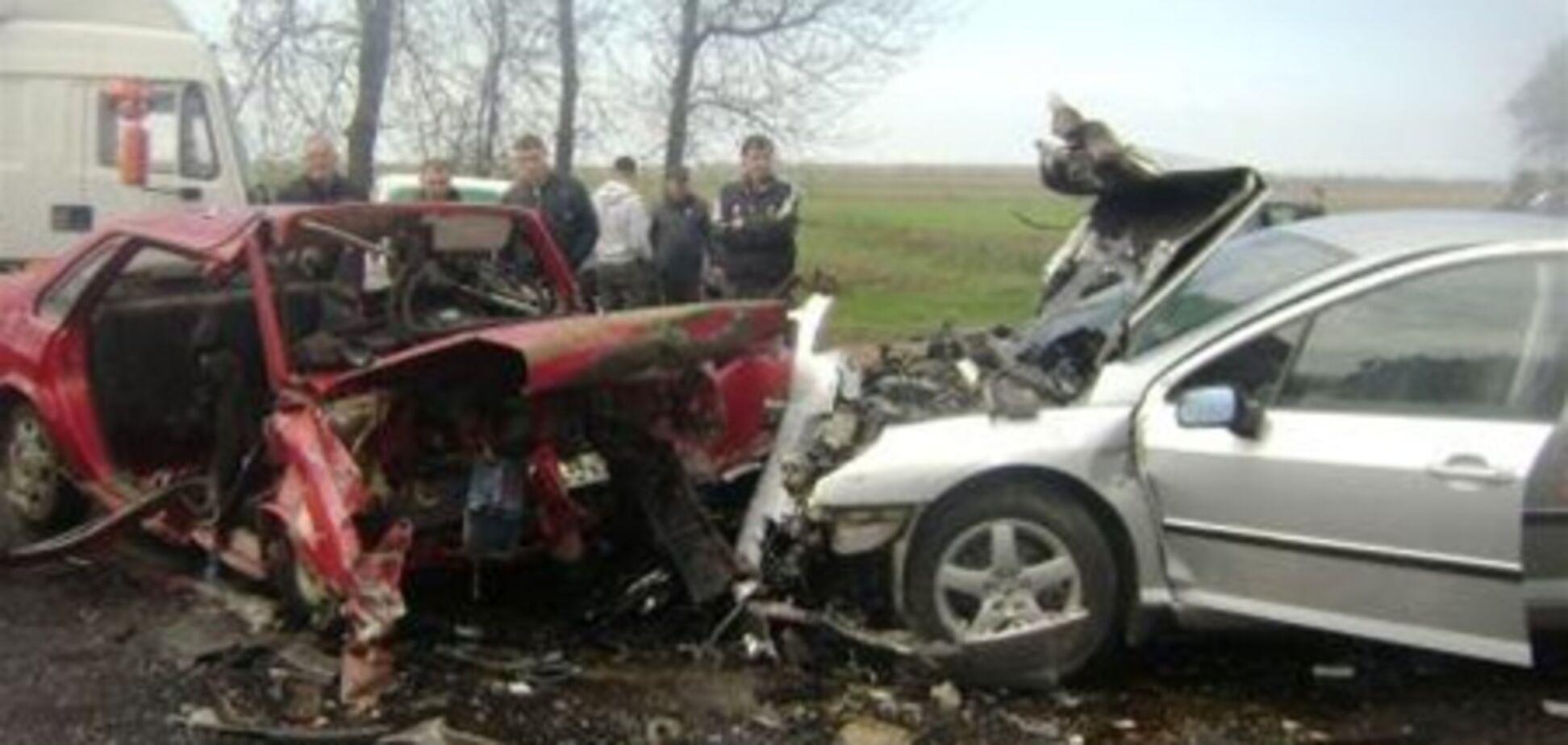 На Закарпатье помощник прокурора устроил смертельное ДТП. Фото, видео