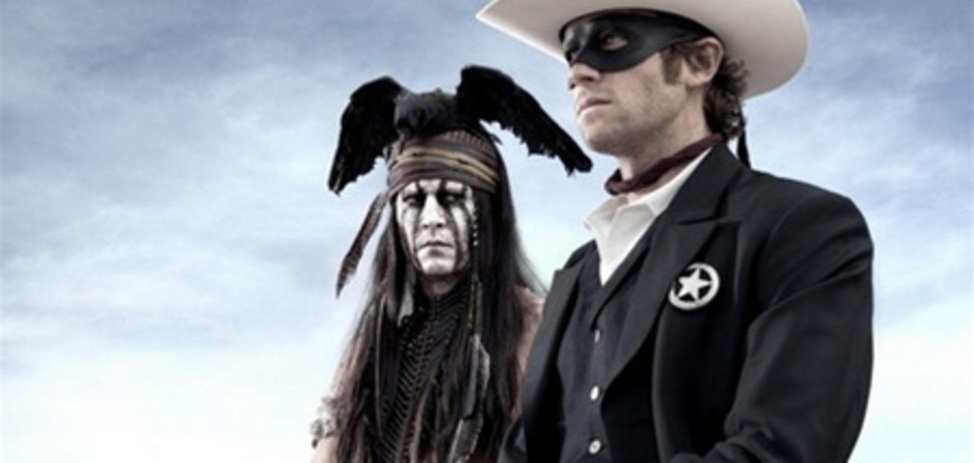 Откуда у Джонни Деппа ворона на голове?