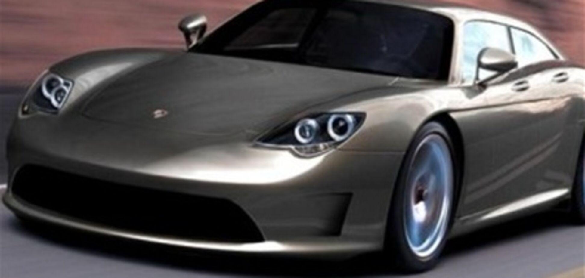 В Киеве дорогущий Porsche продали за 1 000 гривен