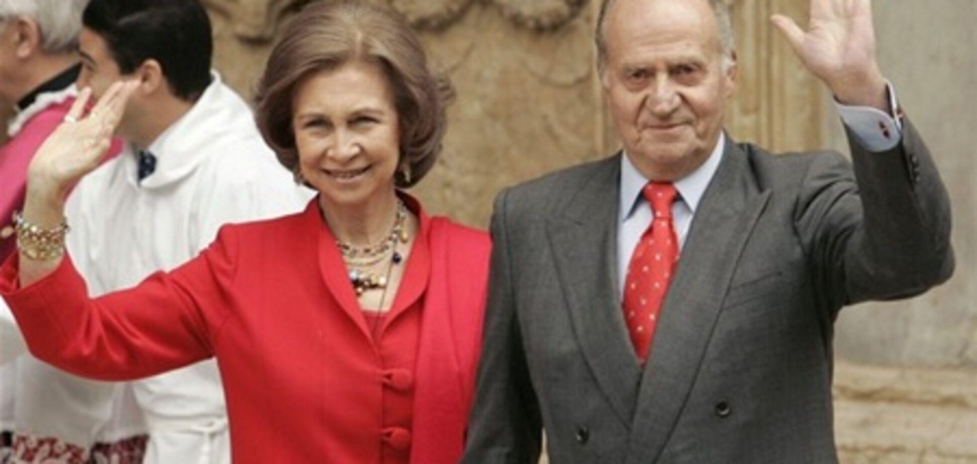 74-річний король Іспанії зраджує дружині?