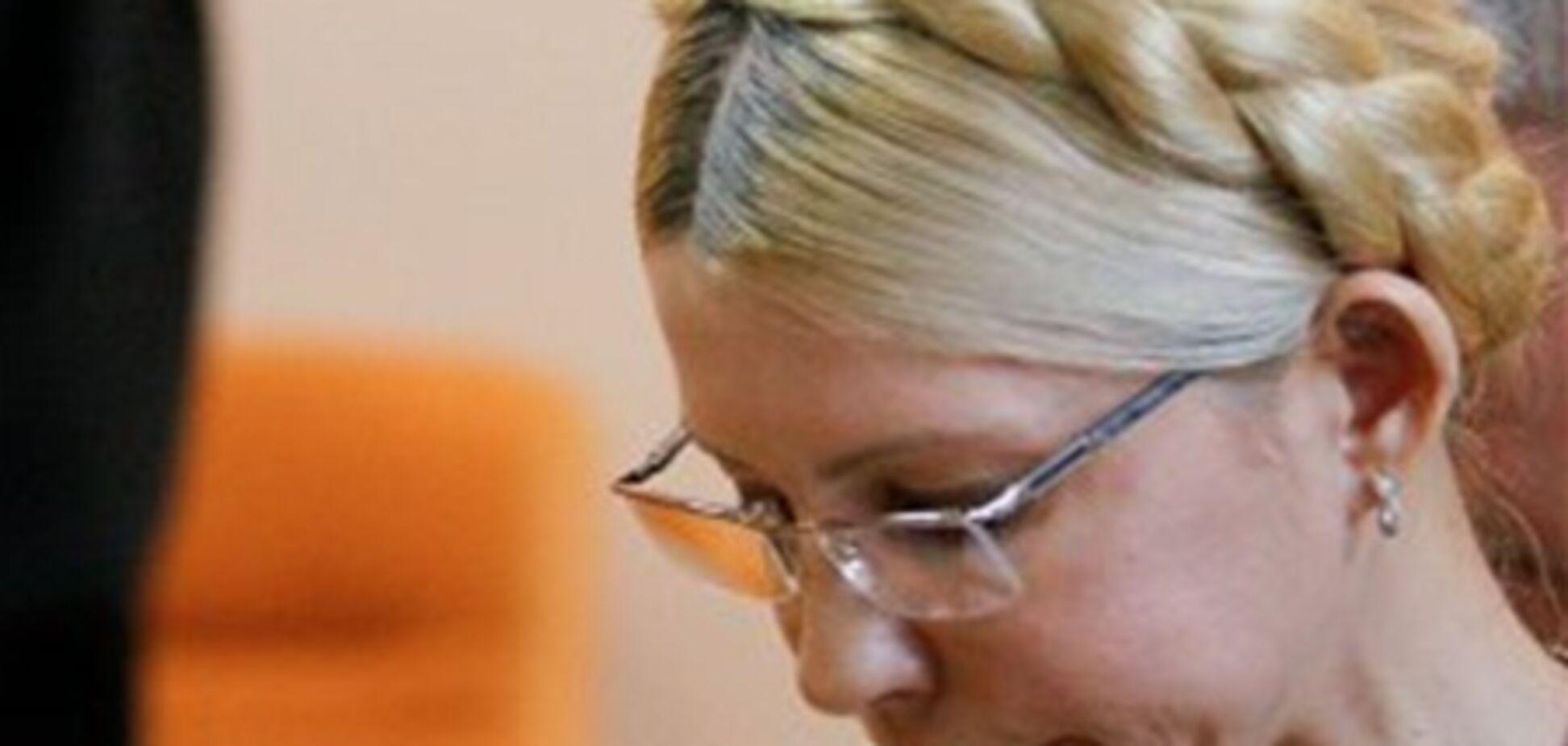 Тимошенко оголосила голодування, 24 квітня 2012