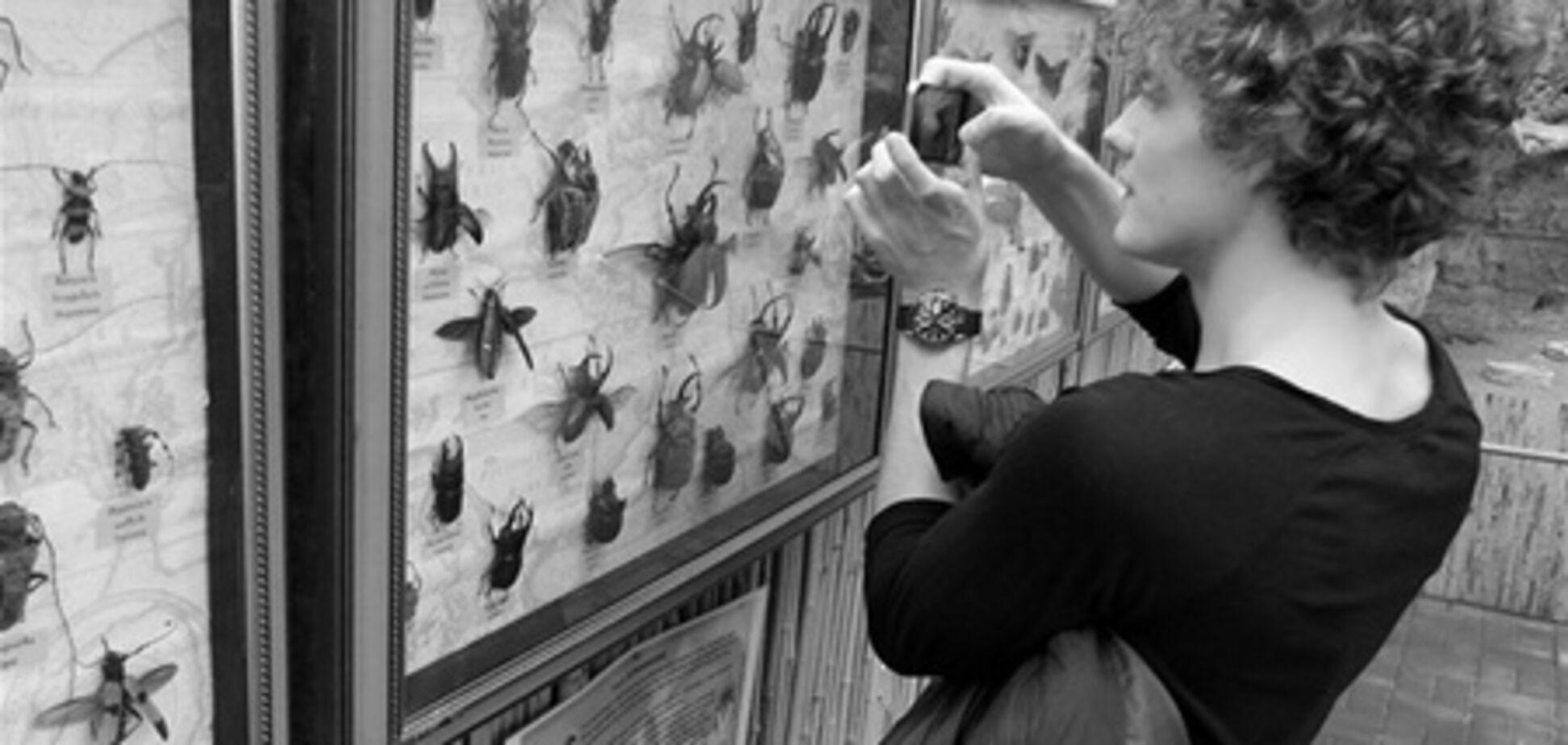 Алексей Матиас проводит выходные с… жуками!