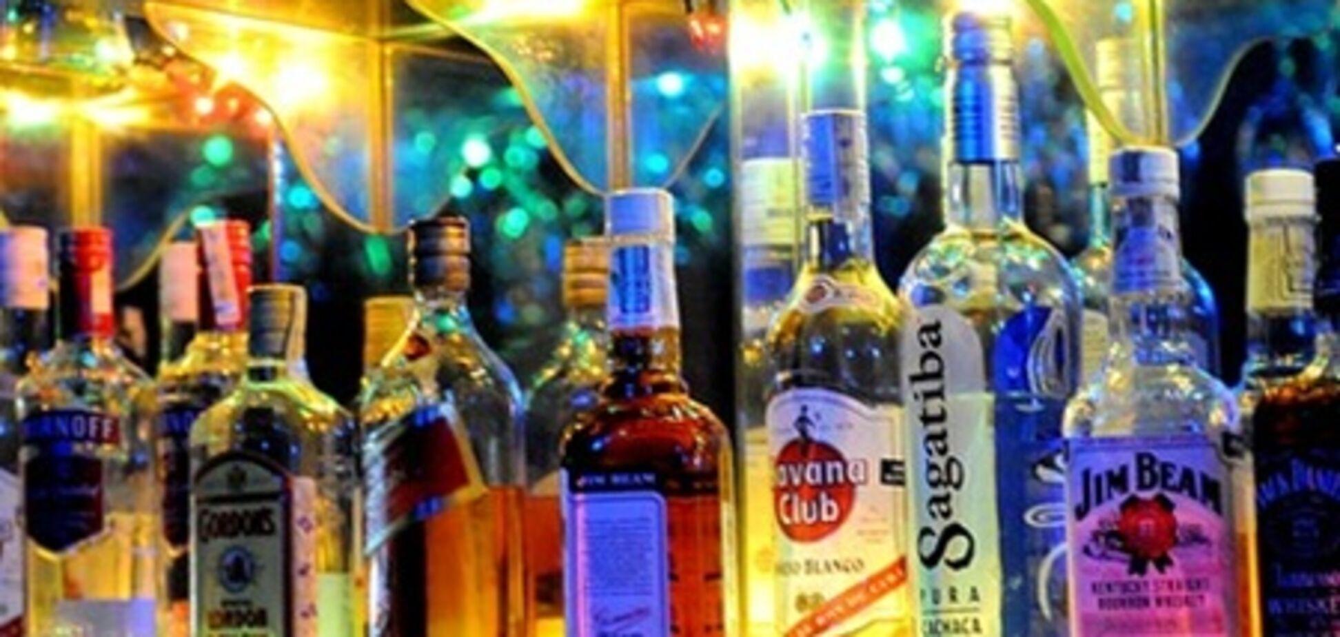 В Киеве перестают продавать спиртное после 22:00