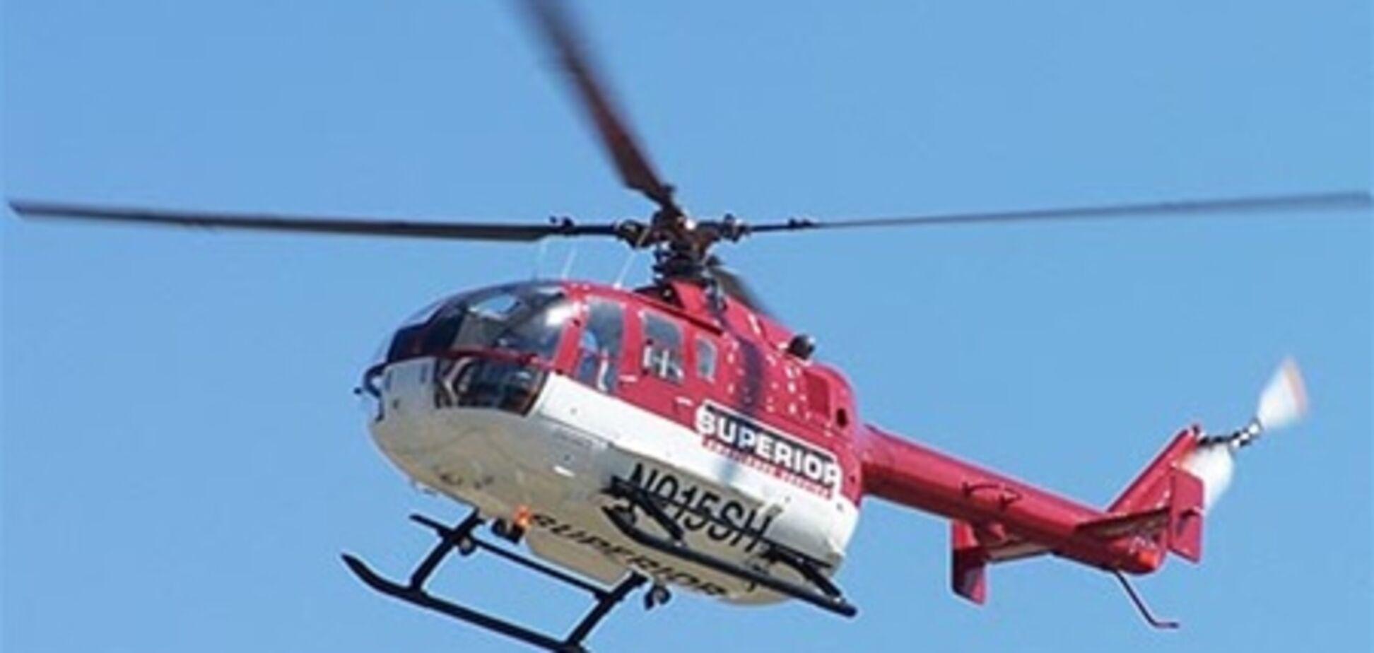 В Румынии разбился вертолет: погибли 5 украинцев