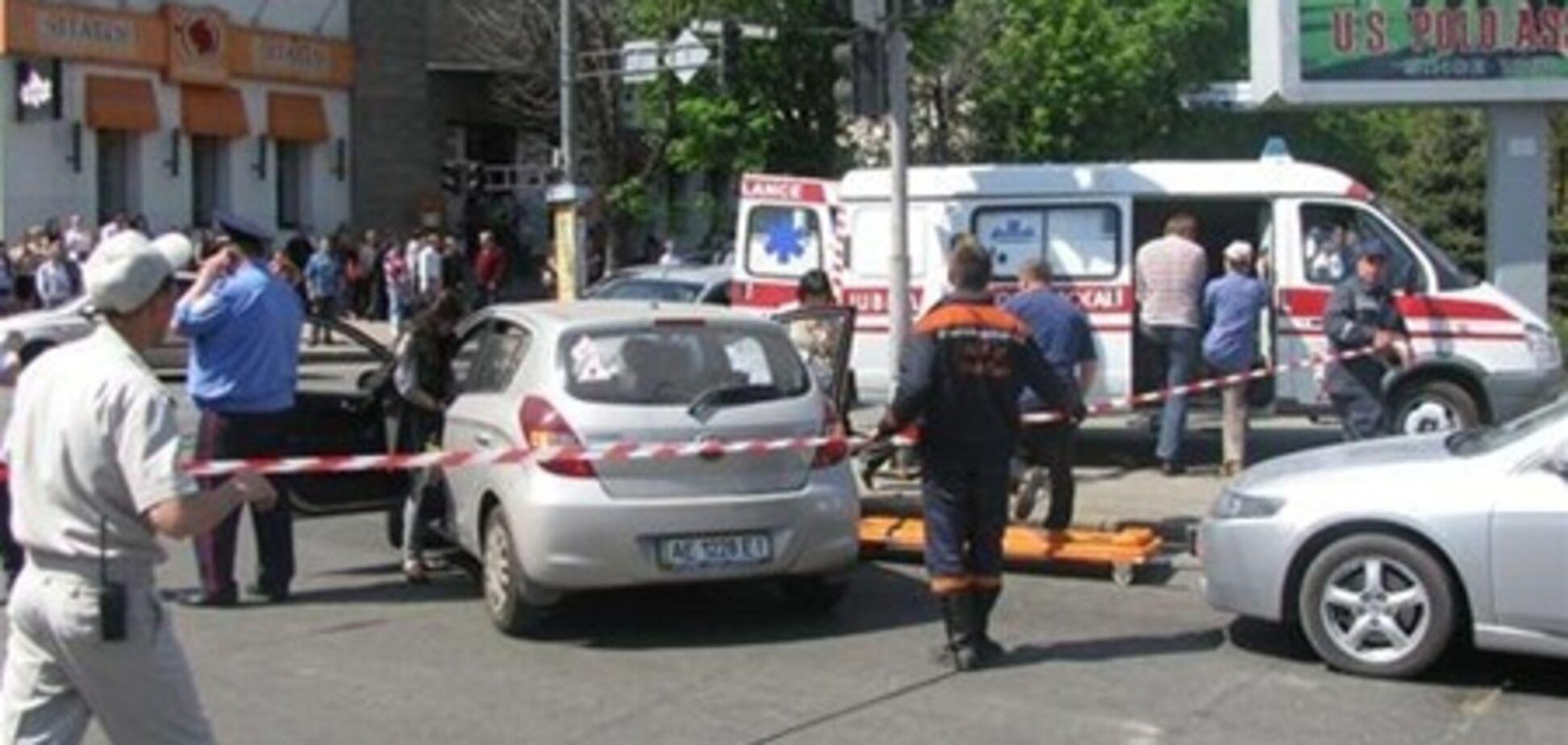 Затримано підозрюваних в організації вибухів у Дніпропетровську