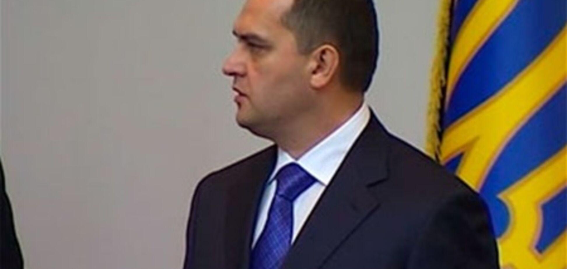 Глава МВД срочно вылетел в Днепропетровск из-за серии взрывов