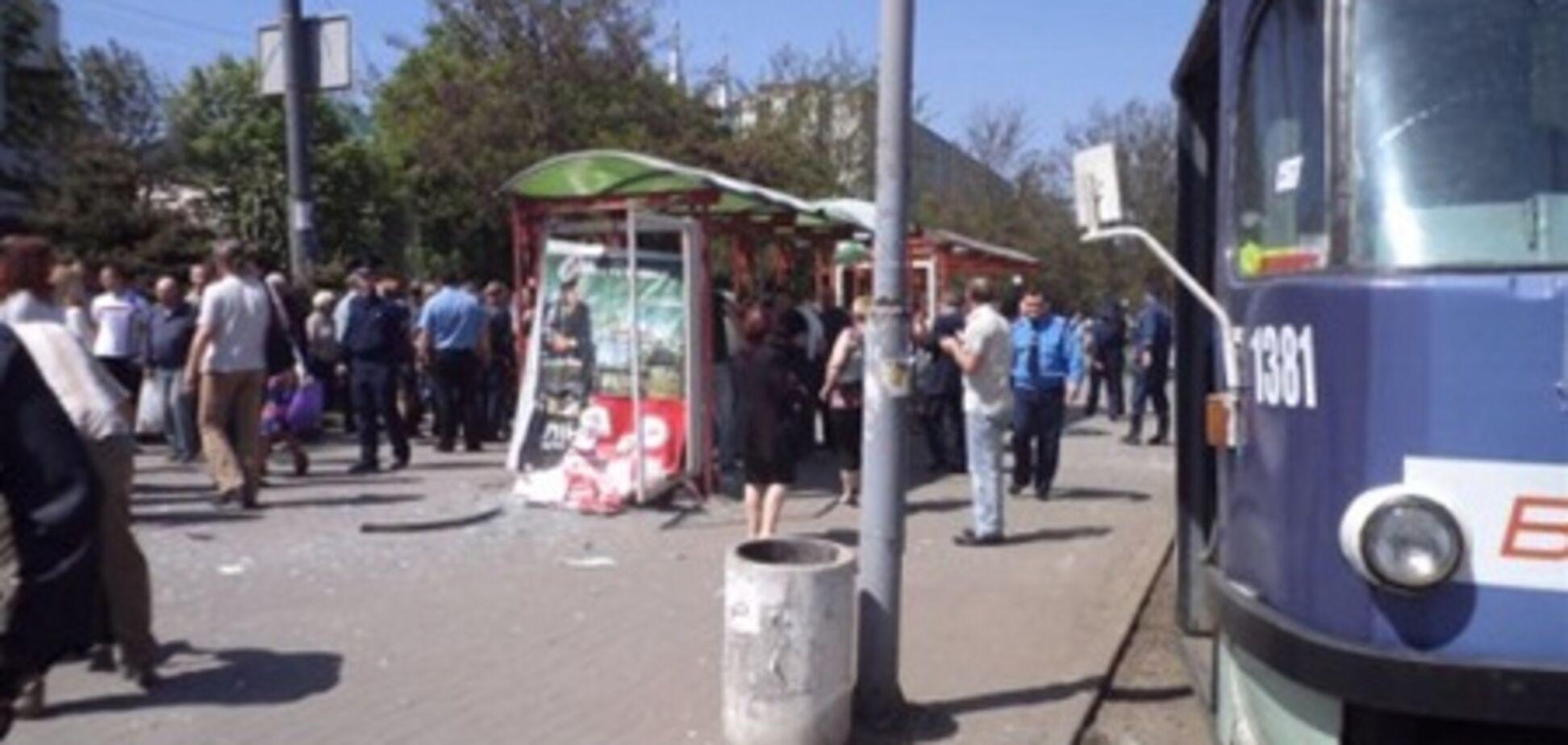 МВД: в Днепропетровске было сегодня четыре взрыва