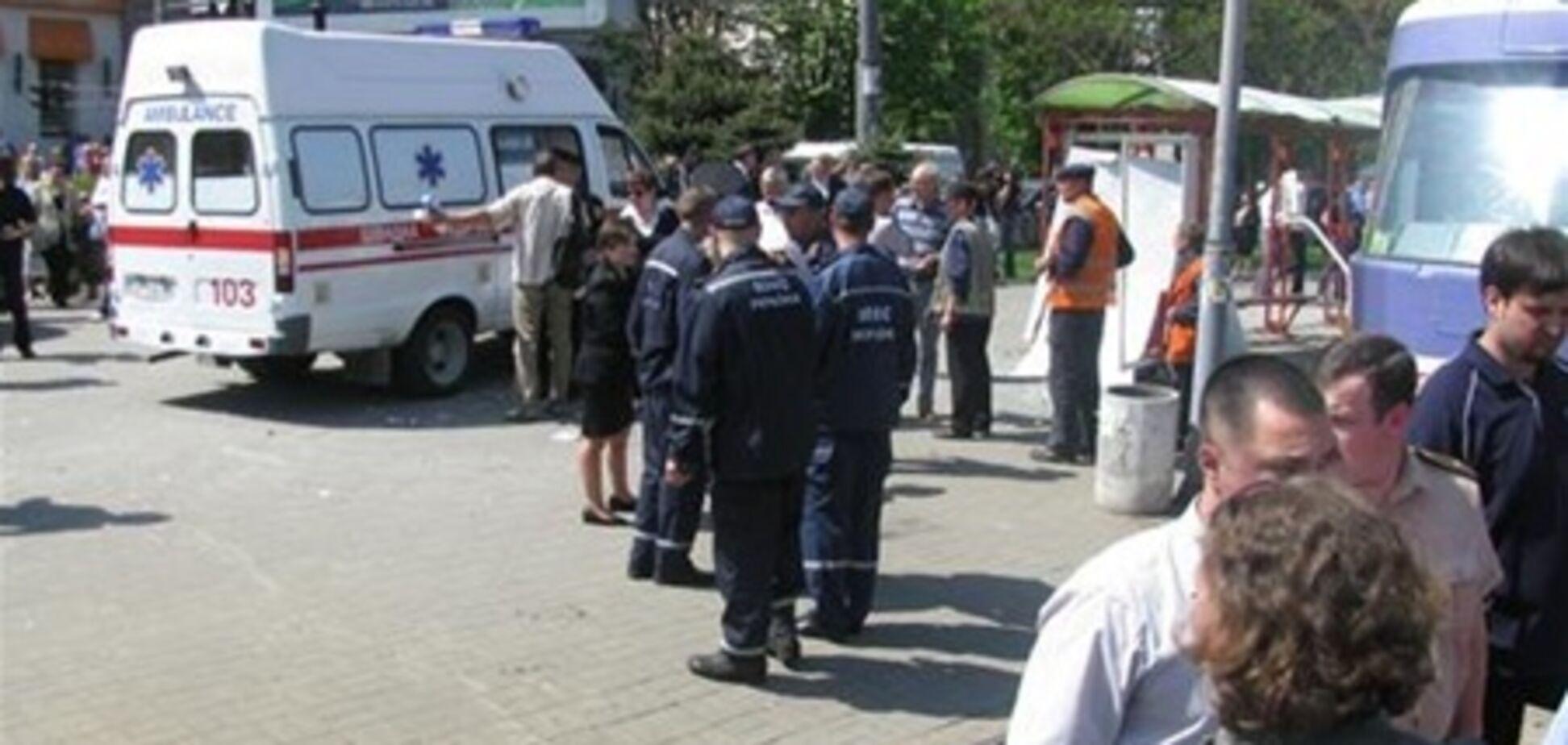 Список раненых в серии взрывов в Днепропетровске