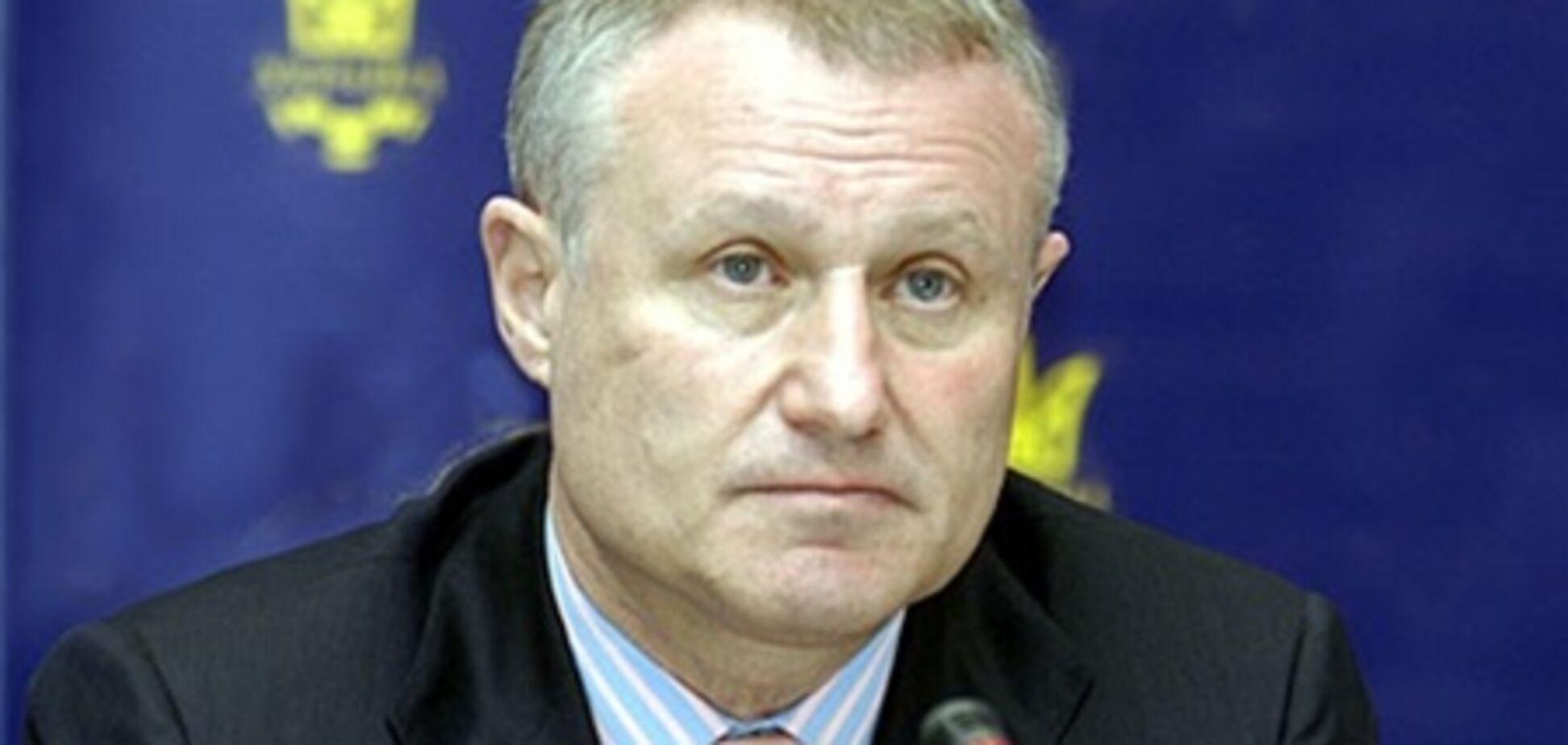 Вибухи в Дніпропетровську - це замах на Євро-2012, впевнений Суркіс