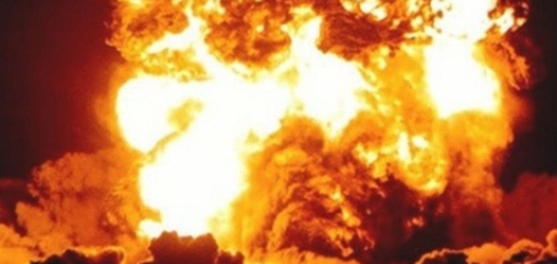 Как действовать при взрыве и пожаре. Инфографика
